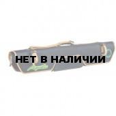 Чехол для спиннингов с катушками жесткий Aquatic 135см Ч-30С