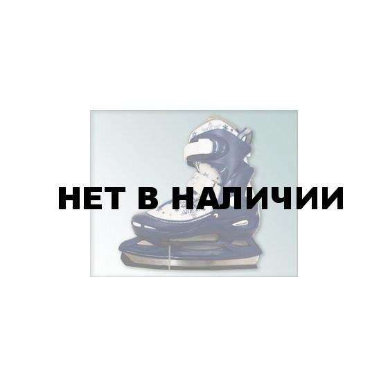 Коньки раздвижные PW-211F (синие)