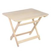 Стол для бани раскладной Банные Штучки липа 100 см 32456