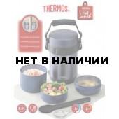 Термос для еды с контейнерами Thermos JBA-2001 (848444)