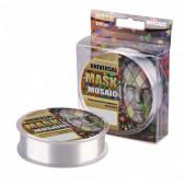 Леска Akkoi Mask Universal 0,443мм 100м прозрачная MUN100/0.443