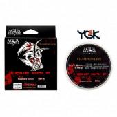Леска YGK Lone Wolf 1.0 / 0,164мм 50м (3,27 кг) поводочная 94015