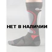 Термоноски GUAHOO Sport Middle 150-BK