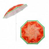 Зонт пляжный Nisus N-BU1907-180-W 180 см