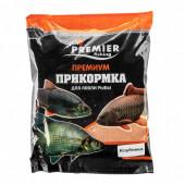 Прикормка Premier Fishing Премиум Клубника 900г PR-P-S