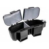 Коробка для наживки поясная Helios 25,5х11х9,5см HS-XD-37