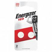 Батарейки алкалиновые Energizer LR54 (189) 2 шт E301536700