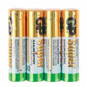 Батарейки алкалиновые GP Super LR03 (AAA) 4 шт 24ARS-2SB4
