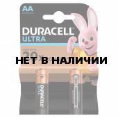 Батарейки алкалиновые Duracell Ultra Power LR06 (AA) 2 шт