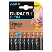 Батарейки алкалиновые Duracell Ultra Power LR03 (AAA) 8 шт