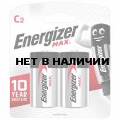 Батарейки алкалиновые Energizer Max LR14 (С) 2 шт E301533200