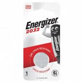 Батарейка литиевая Energizer CR 2032, 1 шт E301021301