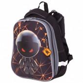 Ранец для мальчиков Brauberg Premium UFO 17 л 227815