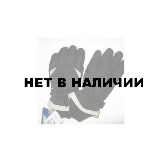 Перчатки подростковые 4345MH (черные)