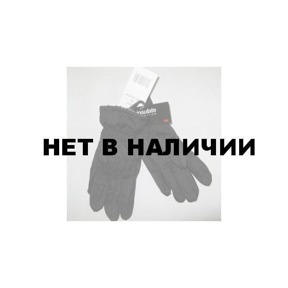Перчатки женские 2381A (черные)