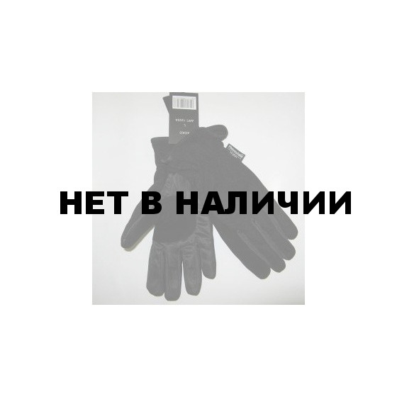 Перчатки мужские 1220А (черные)