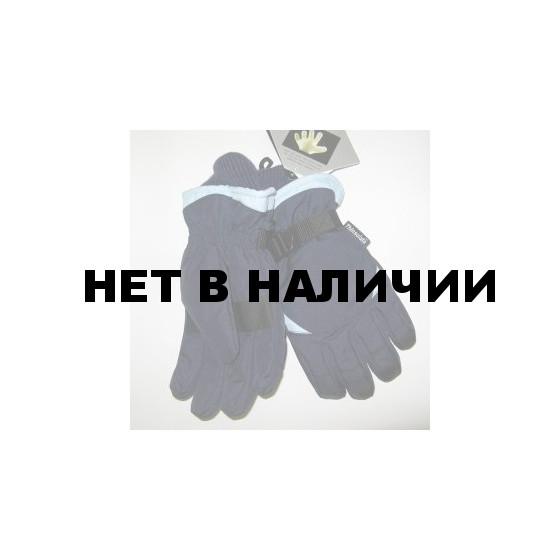 Перчатки подростковые 4345MH (синие)