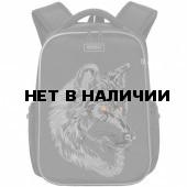 Рюкзак школьный ортопедический Grizzly Волк 11 л RB-153-4/2