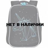 Рюкзак школьный ортопедический Grizzly Созвездие 11 л RG-165-1/2