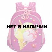 Рюкзак школьный ортопедический Grizzly Ice Cream 12 л RAz-086-1/1