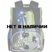 Рюкзак школьный ортопедический Grizzly Champion 8 л RAm-085-4/1