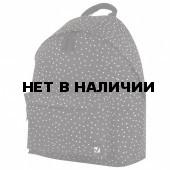 Рюкзак городской Brauberg Черный в горошек 20 л 228845