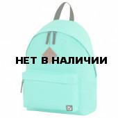 Рюкзак городской Brauberg Бирюзовый 20 л 229887