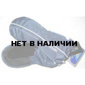 Варежки детские 3536А (синие)