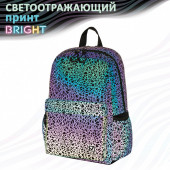 Рюкзак городской Brauberg Bright Spiderweb 20 л 229941