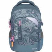 Рюкзак школьный ортопедический Tiger Family Max Hawaiian Vibe 26 л 270220