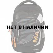 Рюкзак школьный ортопедический Tiger Family Max Dark Flames 26 л 270223