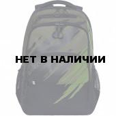 Рюкзак школьный Grizzly Хаки 21,5 л RU-130-2/3