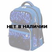Рюкзак ортопедический с пеналом Юнландия Complete Pixels 18 л 229974
