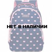 Рюкзак школьный Grizzly 13,5 л RG-160-1/1