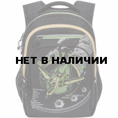 Рюкзак школьный Grizzly Air Attack 17 л RB-150-1/2