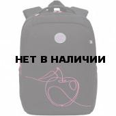 Рюкзак школьный Grizzly Яблоко 12 л RG-166-3/3