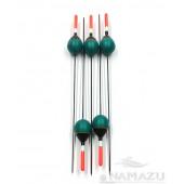 Поплавок Namazu Pro 16 см 2 г (5 шт) NP104-020