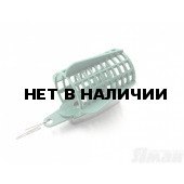 Кормушка фидерная Яман-Касатка без дна, круг 70 г, пластик (10 шт) Я-КФ51