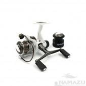 Катушка безынерционная Namazu White Fish WF2000 4+1bb + запасная шпуля N-RWF2000