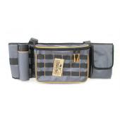 Сумка рыболовная поясная Следопыт Fishing Belt Bag 74х22х10 см PF-BPO-01