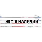 Лыжный комплект ATEMI Concept (лыжи, палки 100см, креплен. 75мм) 140 см