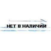 Лыжный комплект ATEMI Escape (лыжи, палки 135см, креплен. 75мм) 186 см step