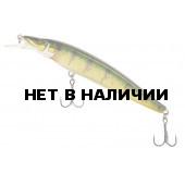 Воблер Adusta Jerk Spiker 130SP 19г цвет 021 Yellow Perch