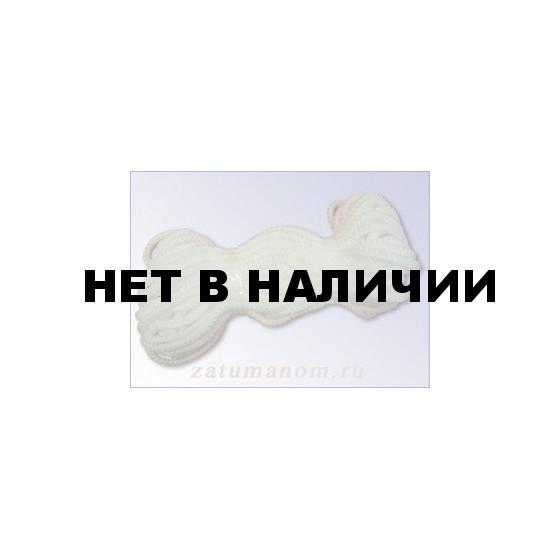 Шнур универсальный (полипропилен) 5,0мм (10м) (белый)