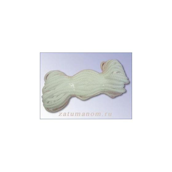 Шнур универсальный (полипропилен) 3,0мм (10м) белый