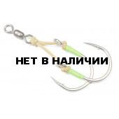 Крючок ассист Higashi Twin Assist Hook HB-007 №7/0
