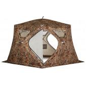 Зимняя палатка пятигранная Higashi Camo Chum