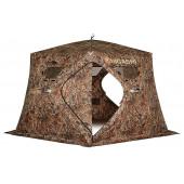 Зимняя палатка пятигранная Higashi Camo Chum Pro трехслойная