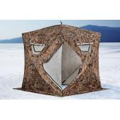 Зимняя палатка куб Higashi Camo Comfort