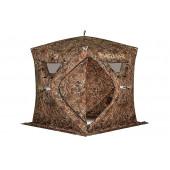 Зимняя палатка куб Higashi Camo Comfort Pro трехслойная